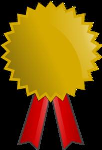 Gold Medal Clip Art-Gold Medal Clip Art-6