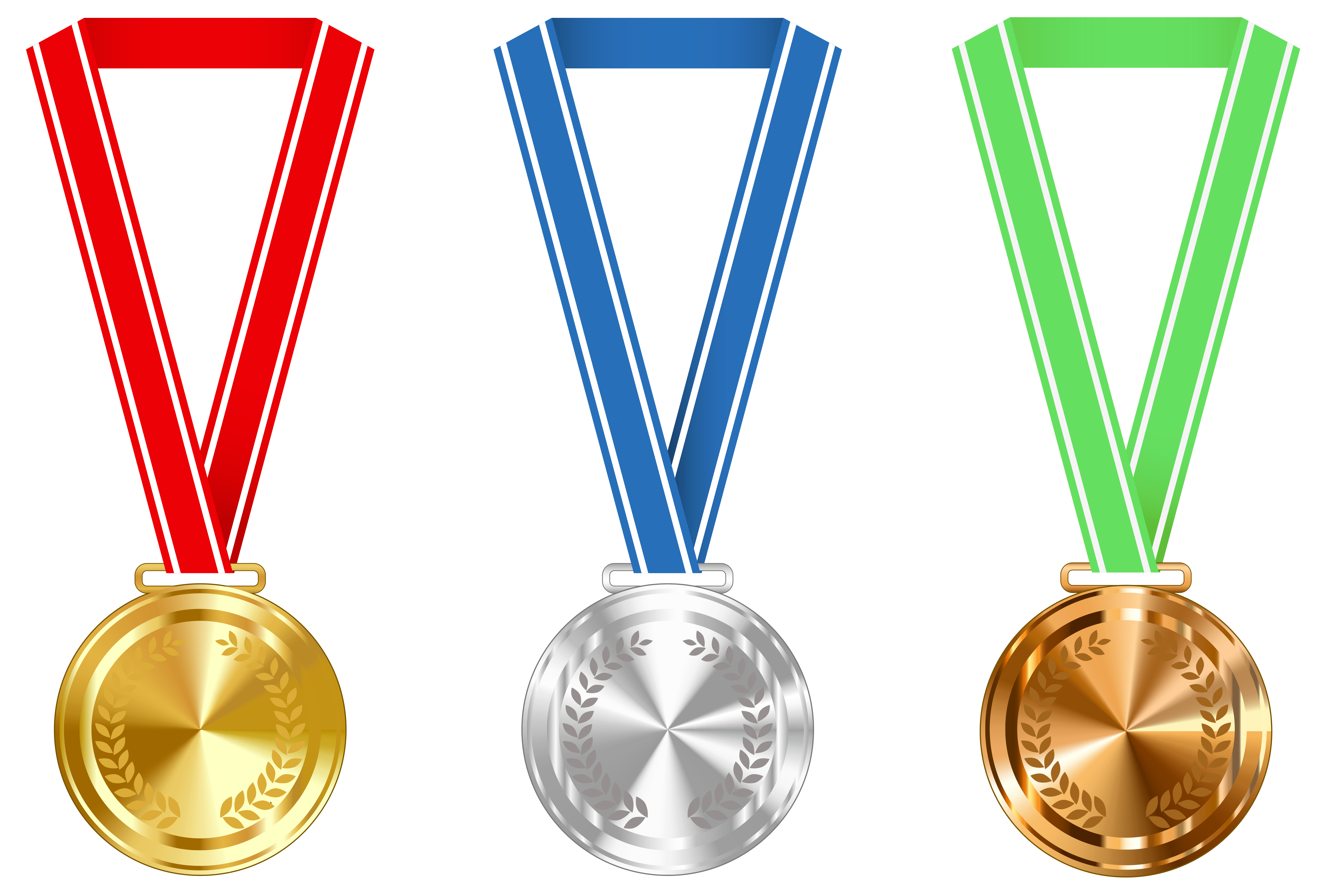Gold Medal Clipart - .