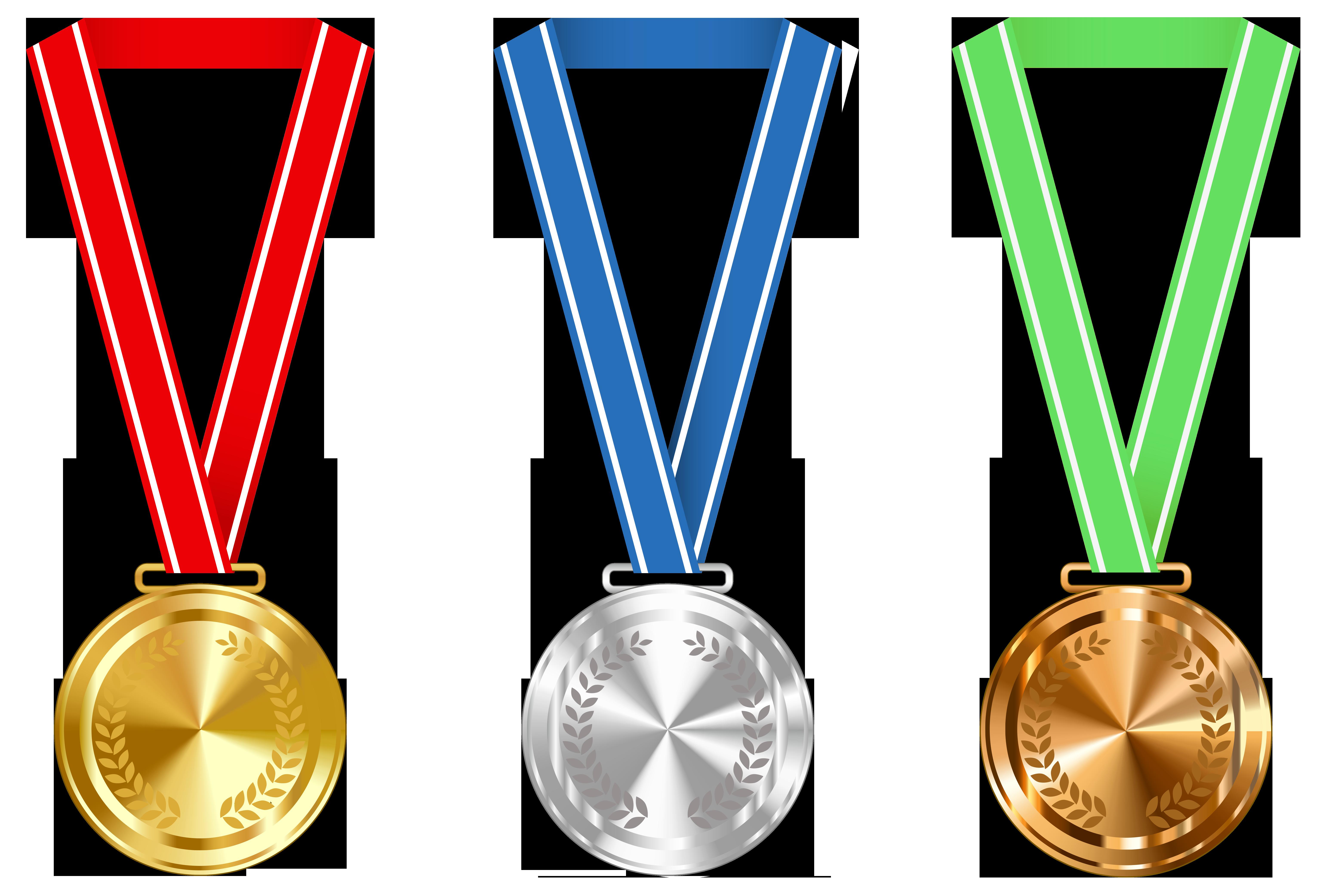 Gold Medal Clipart - . - Gold Medal Clip Art