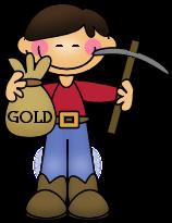 Gold Rush Clip Art Clipart Best