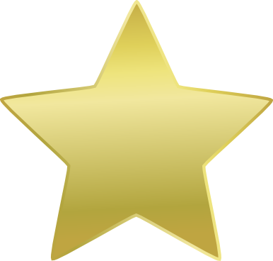 Gold star clipart images - . - Gold Star Clipart