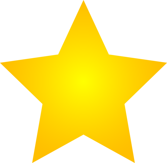 Gold Star Clipart No Background Free Cli-Gold star clipart no background free clipart images-8