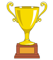 gold trophy clipart-gold trophy clipart-8
