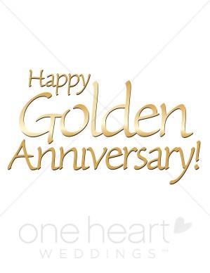 Golden Anniversary Clip Art-Golden Anniversary Clip Art-16