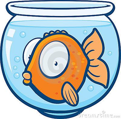 Goldfish Fish Bowl Clip Art Stock Photos, Images, u0026amp; Pictures - 68 Images