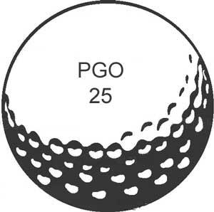 golf ball clip art free vector