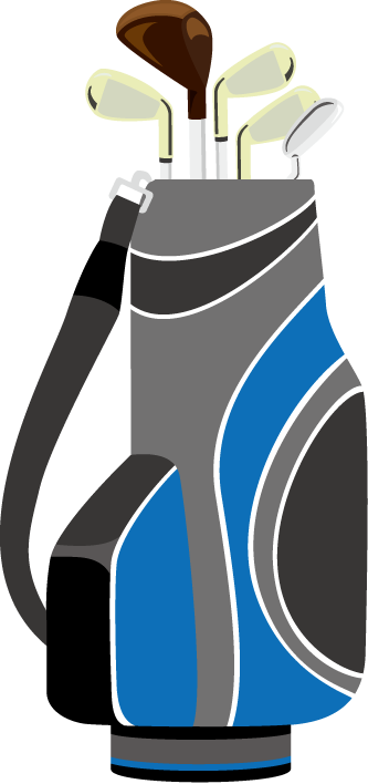 Golf Bag Clip Art Cliparts Co