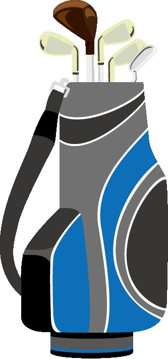 Golf Bag Clip Art Cliparts Co - Golf Bag Clipart