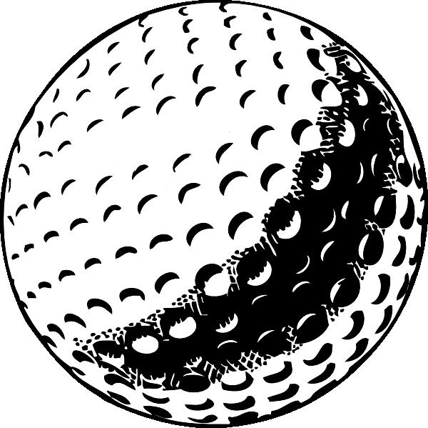 Golf Ball Clip Art At Vector Clip Art Online Royalty