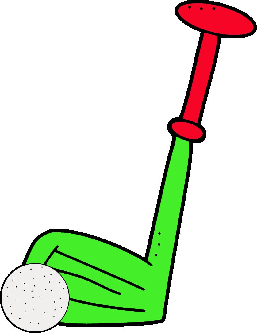 Golf Ball Clip Art Free. Crossed Golf Cl-Golf Ball Clip Art Free. crossed golf clubs with% .-5