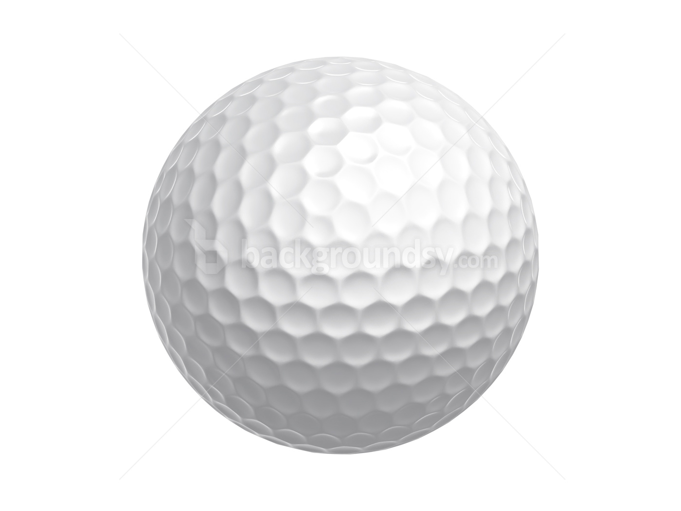 Golf ball clipart 13