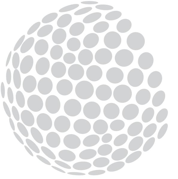 Golf Ball Clipart One Golf