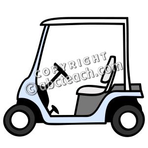 Golf Cart Microsoft Clipart