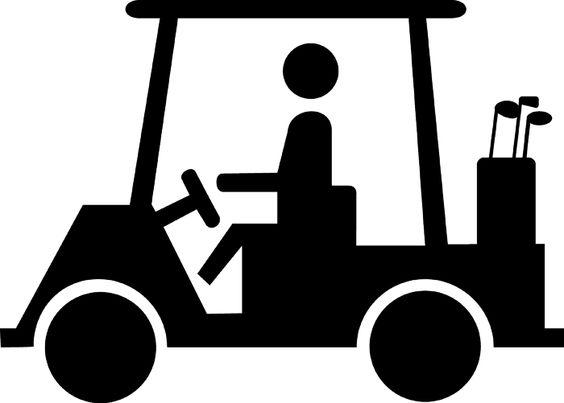 golf clip art free downloads  - Golf Cart Clipart