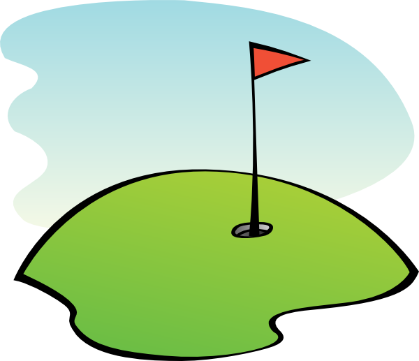 Golf Clip Art U0026middot; Course Clipar-Golf Clip Art u0026middot; course clipart-6