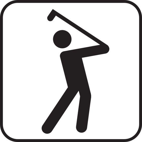Golf Club Clip Art   Golf Course Clip Ar-Golf Club Clip Art   Golf Course clip art - vector clip art online, royalty-10