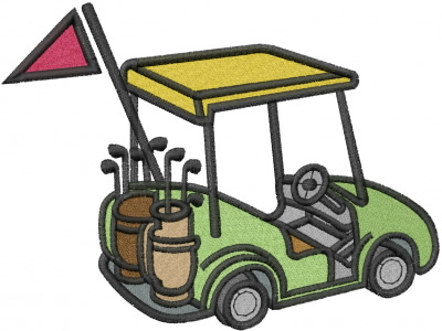 Golf Embroidery Designs Free - Clipart library