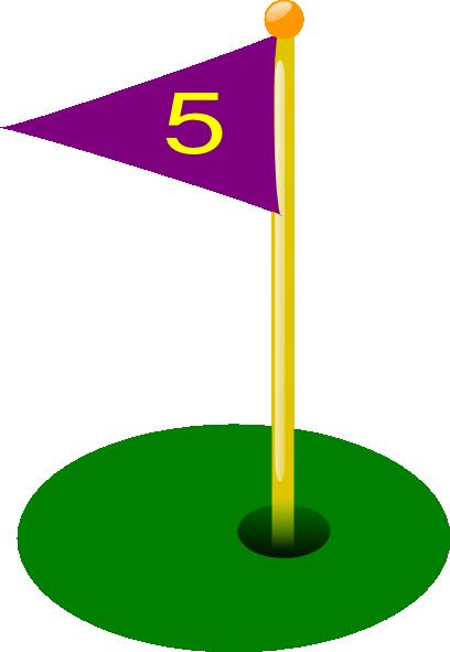 Golf Flag Clip Art-Golf Flag Clip Art-17