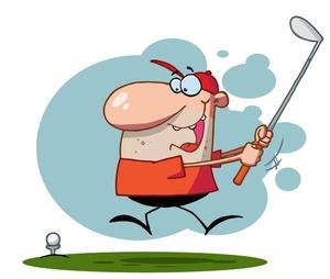 Golfer Clip Art Images Golfer .