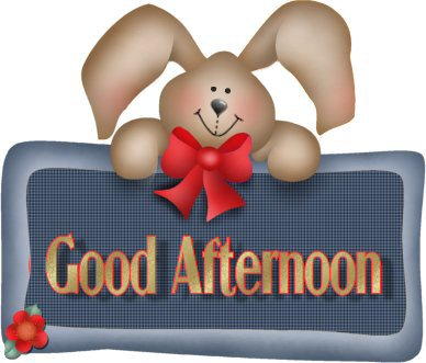 Good Afternoon Clipart