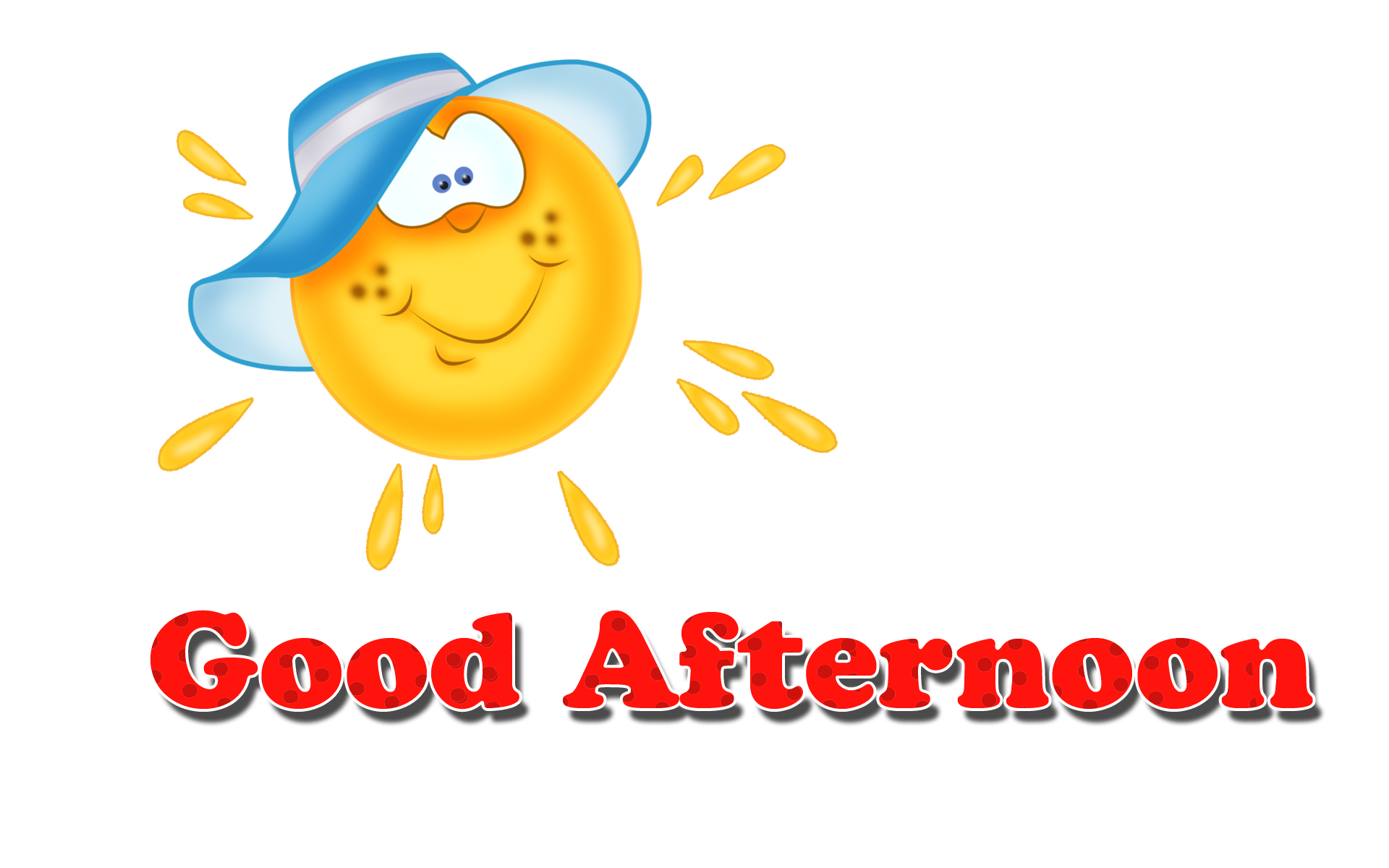 Good Afternoon PNG Clipart-Good Afternoon PNG Clipart-14
