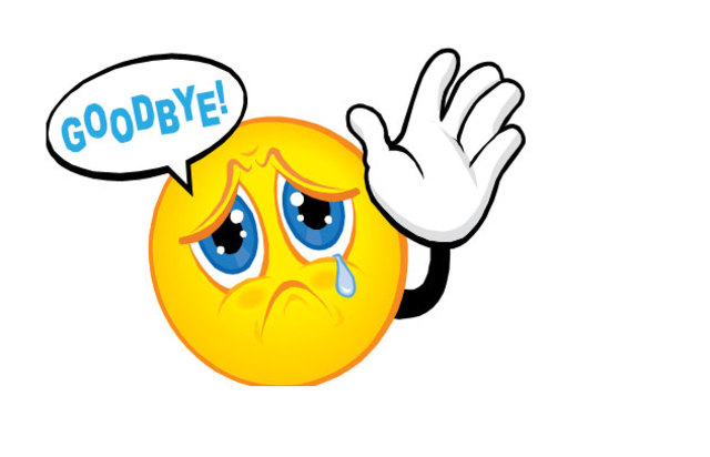 good-bye clipart - Farewell Clip Art