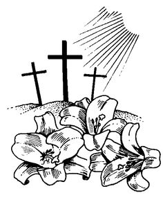 Good Friday/ Easter Clip art
