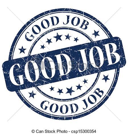 ... Good Job Blue Stamp-... Good Job Blue Stamp-9