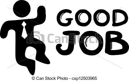 ... Good job - Creative desig - Good Job Clip Art