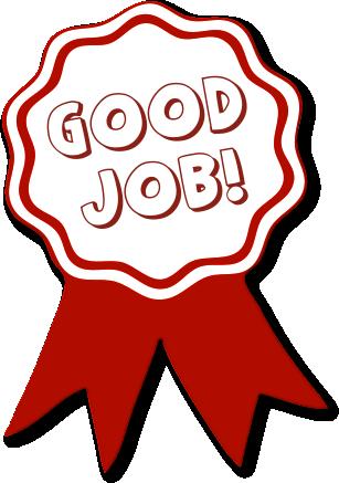Good Job Greetings And Graphics. Free Aw-Good Job Greetings And Graphics. Free Award Ribbon Clipart .-11