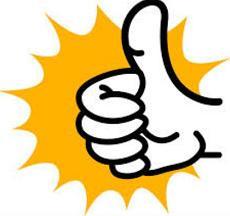 Good Job Thumbs Up Clipart - Good Job Clip Art