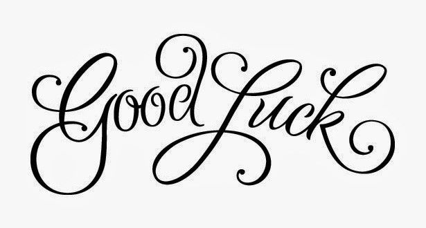 Good luck clipart free clipartall