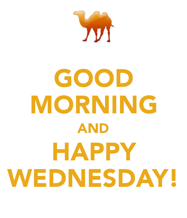 Happy Wednesday Clipart
