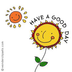 Good Morning Clipart Image # .