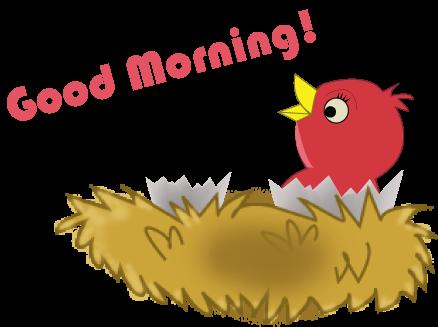 Good Morning Clipart Kid 2-Good morning clipart kid 2-13