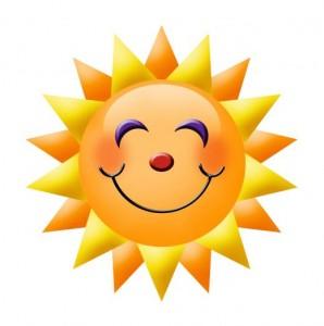 Good Morning Sun Clipart .