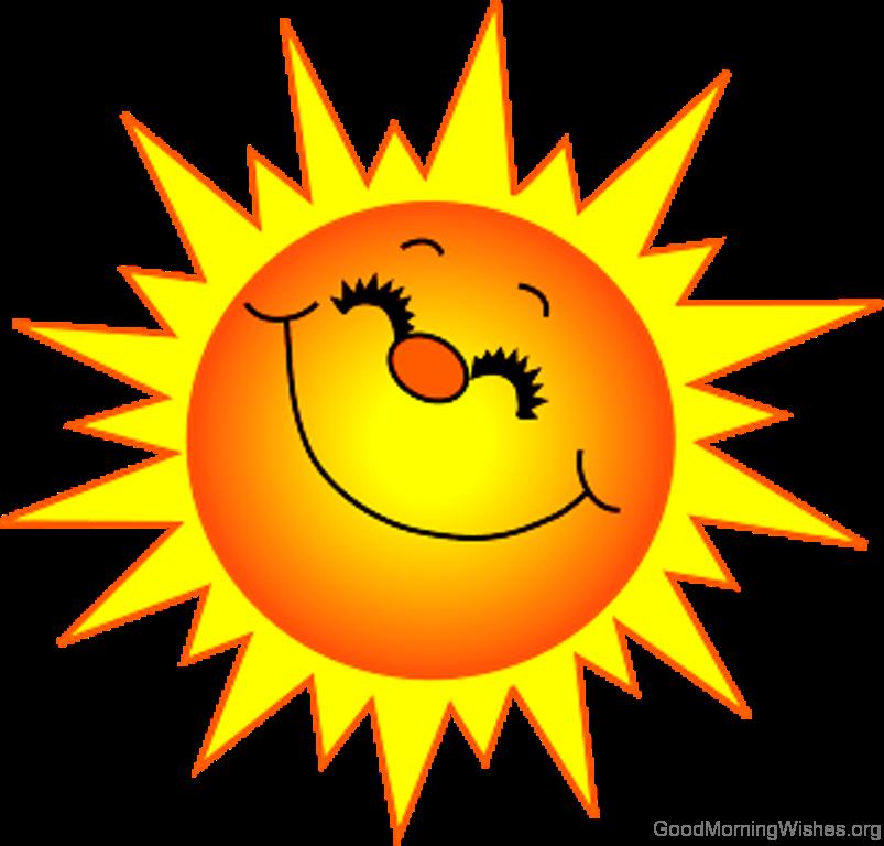 Good Morning Sunshine Clipart-Good morning sunshine clipart-17