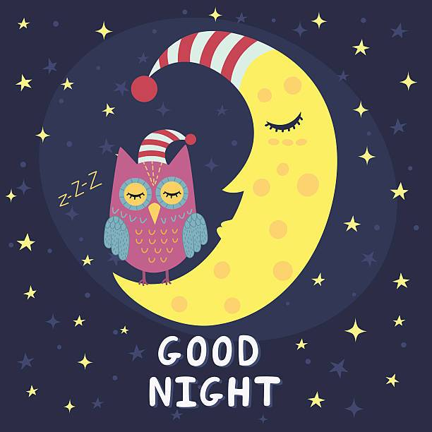 Good Night Clipart-Clipartlook.com-612