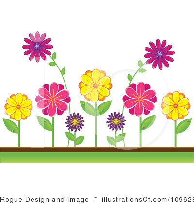 Google Free Flowers Clipart #1