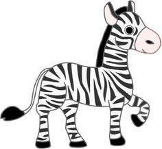 Google Image Result for http://teachersites.schoolworld clipartall.com/webpages/. Zebra ClipArt ...