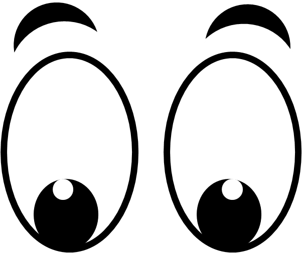 ... Googly eyes clipart ... - Googly Eyes Clip Art