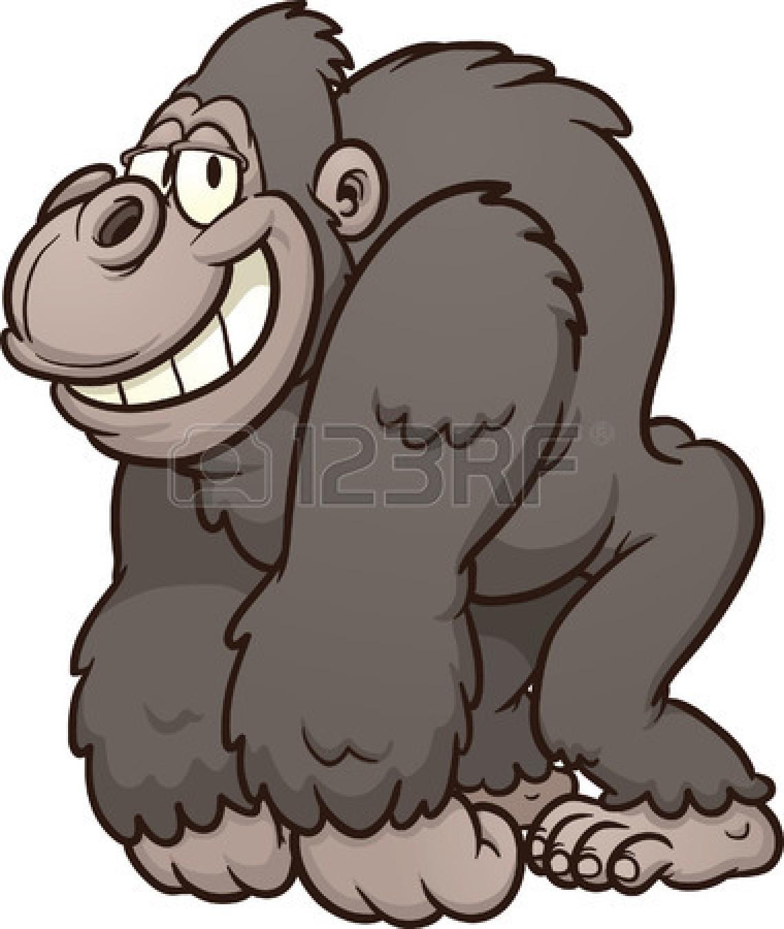 Gorilla Clip Art - Gorilla Clip Art