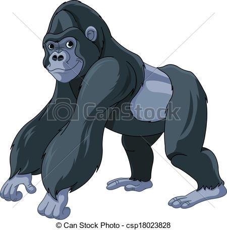 Gorilla - Csp18023828-Gorilla - csp18023828-12