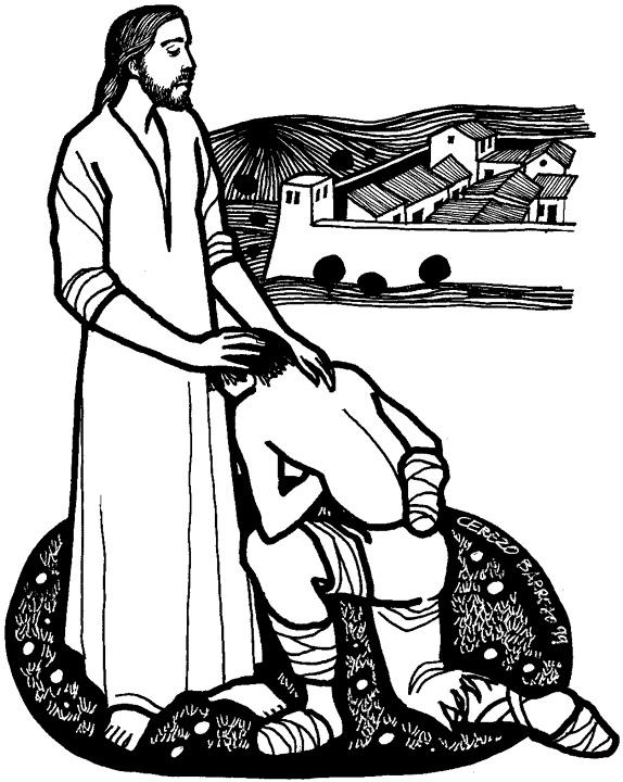 Gospel Of Mark Clipart #1