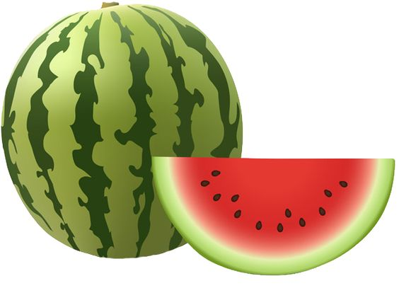 Grab This Free Clipart to Celebrate the Summer: Summer Watermelon