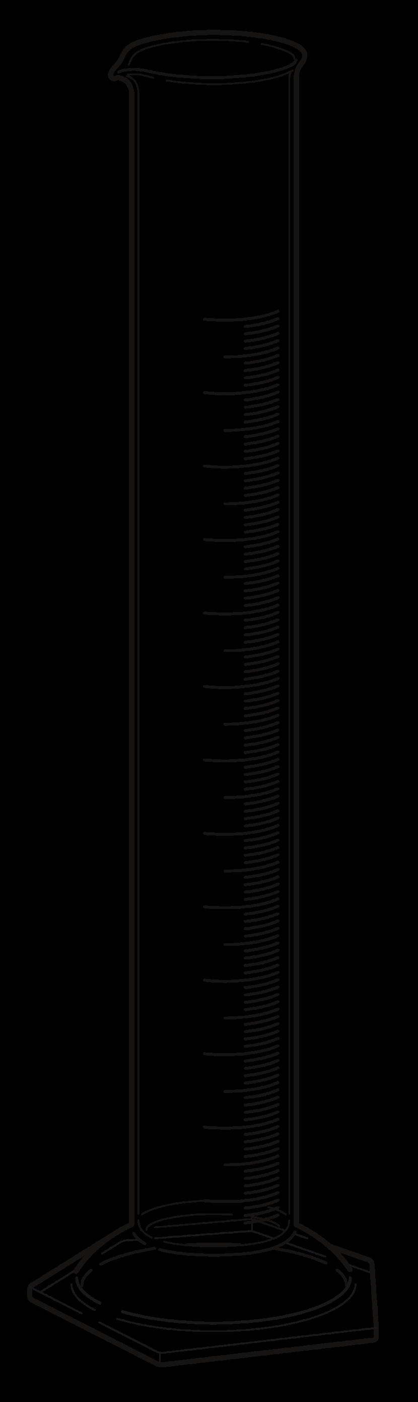 Graduated Cylinder Clip Art U0026middot;-Graduated Cylinder Clip Art u0026middot; File Graduatedcylinder Wikimedia Commons-9