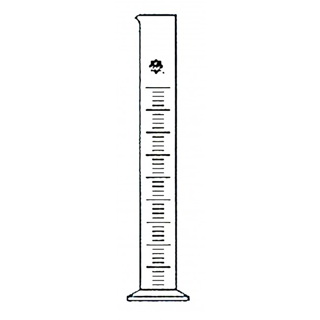 Graduated Cylinder Clipart #21384-Graduated Cylinder Clipart #21384-10