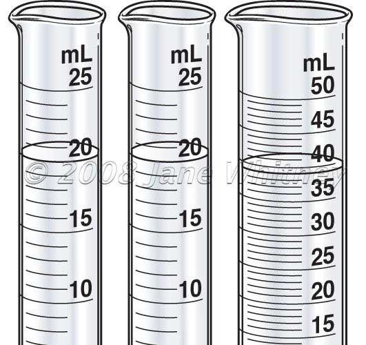 Graduated Cylinder Clipart #21396-Graduated Cylinder Clipart #21396-12