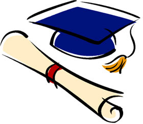 Graduation Cap And Gown Clipart Best