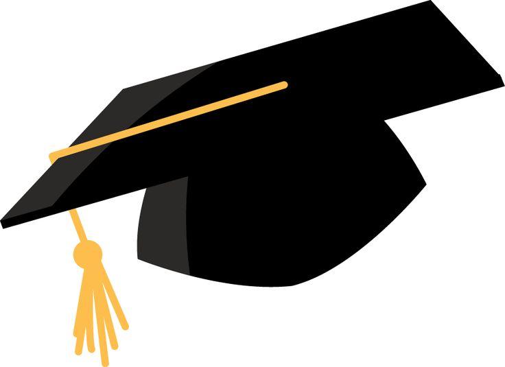 Graduation hat flying graduat